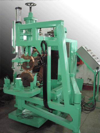 油箱盖焊机
