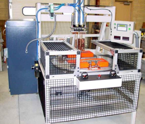 自动化数控平板焊机